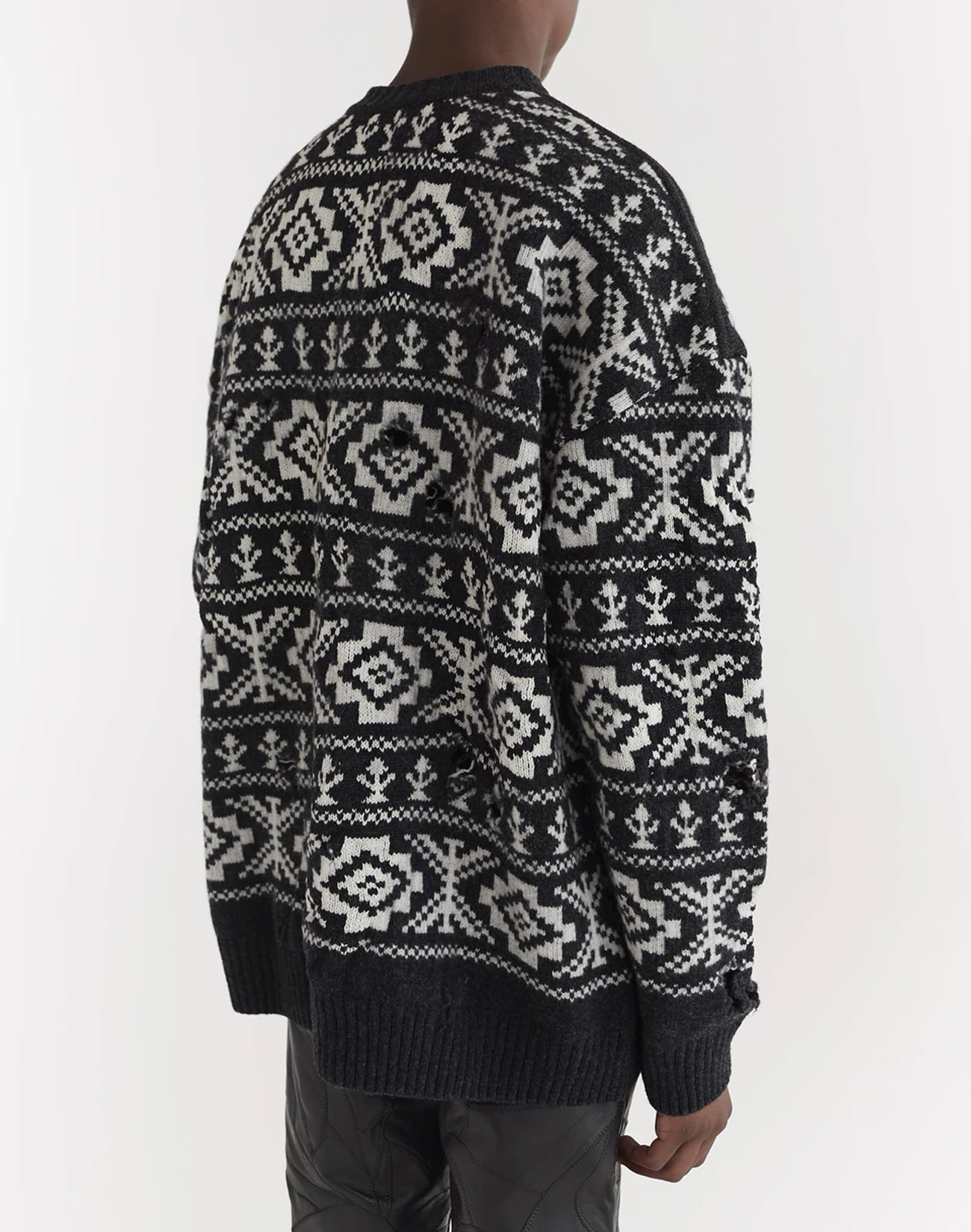 Koumern check Knit